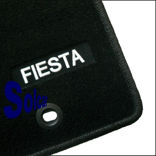 tapis auto personnalis ford tapis voiture ford fiesta edition velour. Black Bedroom Furniture Sets. Home Design Ideas