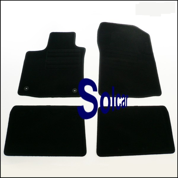 tapis auto velour auto tapis renault twingo 2 velours. Black Bedroom Furniture Sets. Home Design Ideas