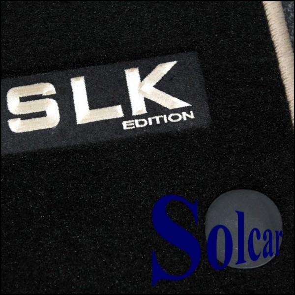 r170 1998 2004 tapis sol voiture mercedes slk r170 sport edition. Black Bedroom Furniture Sets. Home Design Ideas
