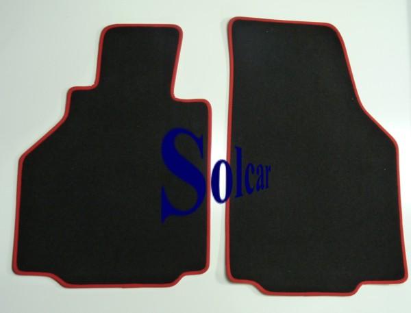 boxster 986 tapis voiture porsche boxster 986 premium volur noir. Black Bedroom Furniture Sets. Home Design Ideas