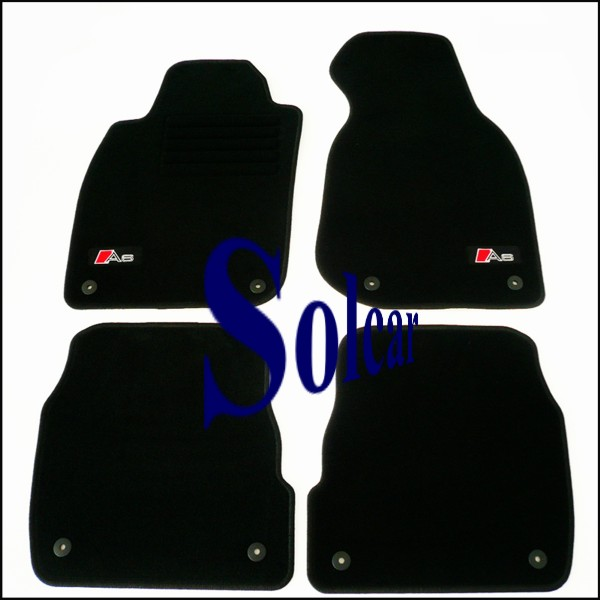 tapis de sol personnalis voiture audi sport tapis auto audi a6 allroad edition velour. Black Bedroom Furniture Sets. Home Design Ideas