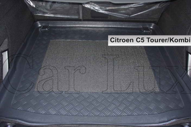 tapis de coffre citroen tapis de coffre citroen c5 tourer break combi. Black Bedroom Furniture Sets. Home Design Ideas