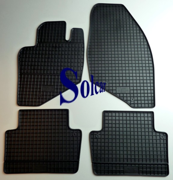 tapis de sol en caoutchouc volvo tapis sol auto caoutchouc volvo v70 ii. Black Bedroom Furniture Sets. Home Design Ideas