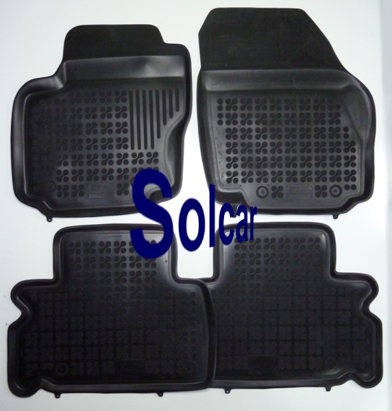 tapis de sol en caoutchouc ford auto tapis 3d caoutchouc ford s max. Black Bedroom Furniture Sets. Home Design Ideas