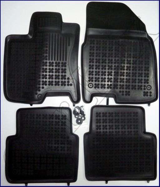 Tapis De Sol En Caoutchouc Nissan Nissan Tapis De Sol 3d Caoutchouc