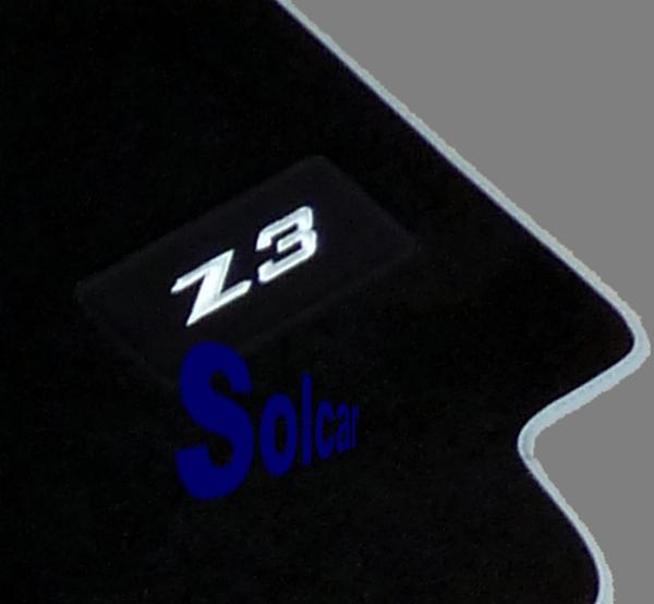 Z3 Tapis De Sol Bmw Z3 Sport Edition