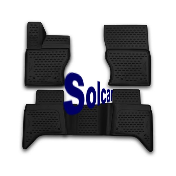 tapis de sol caoutchouc land rover tapis sol auto 3d en caoutchouc range rover sport. Black Bedroom Furniture Sets. Home Design Ideas